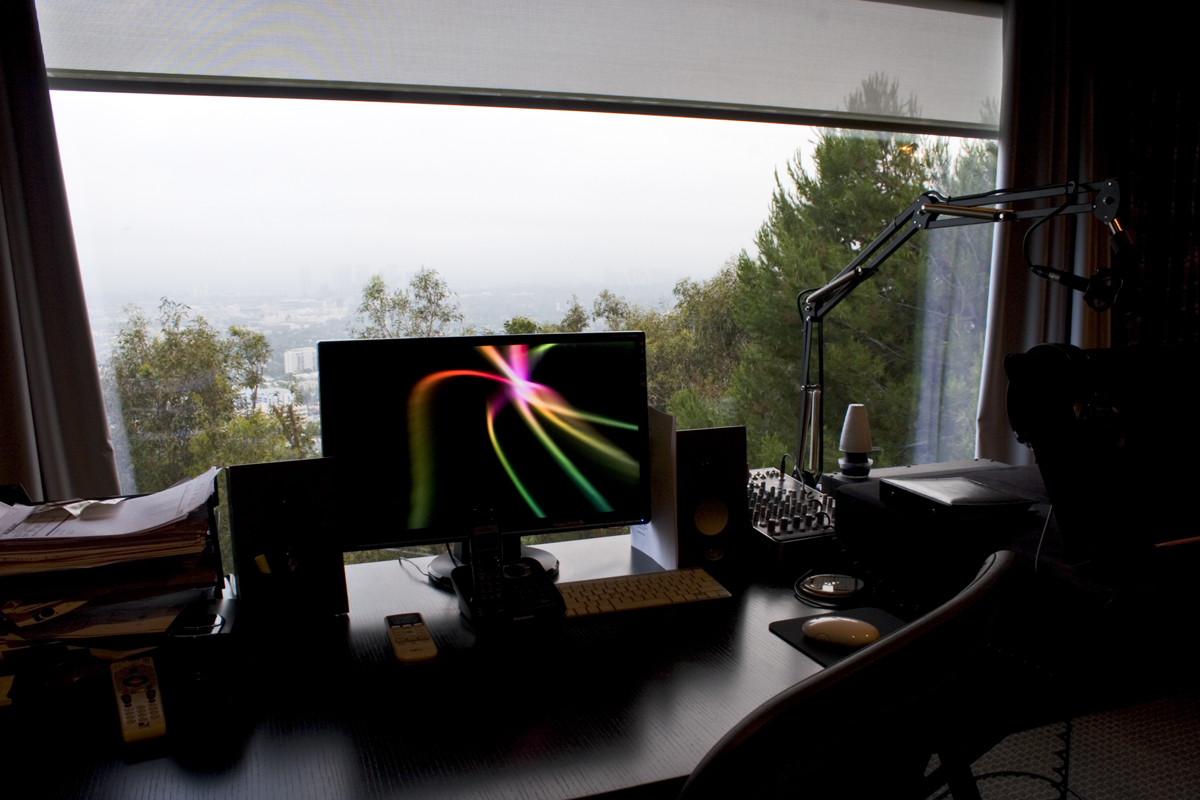 Hollywood Hills Project