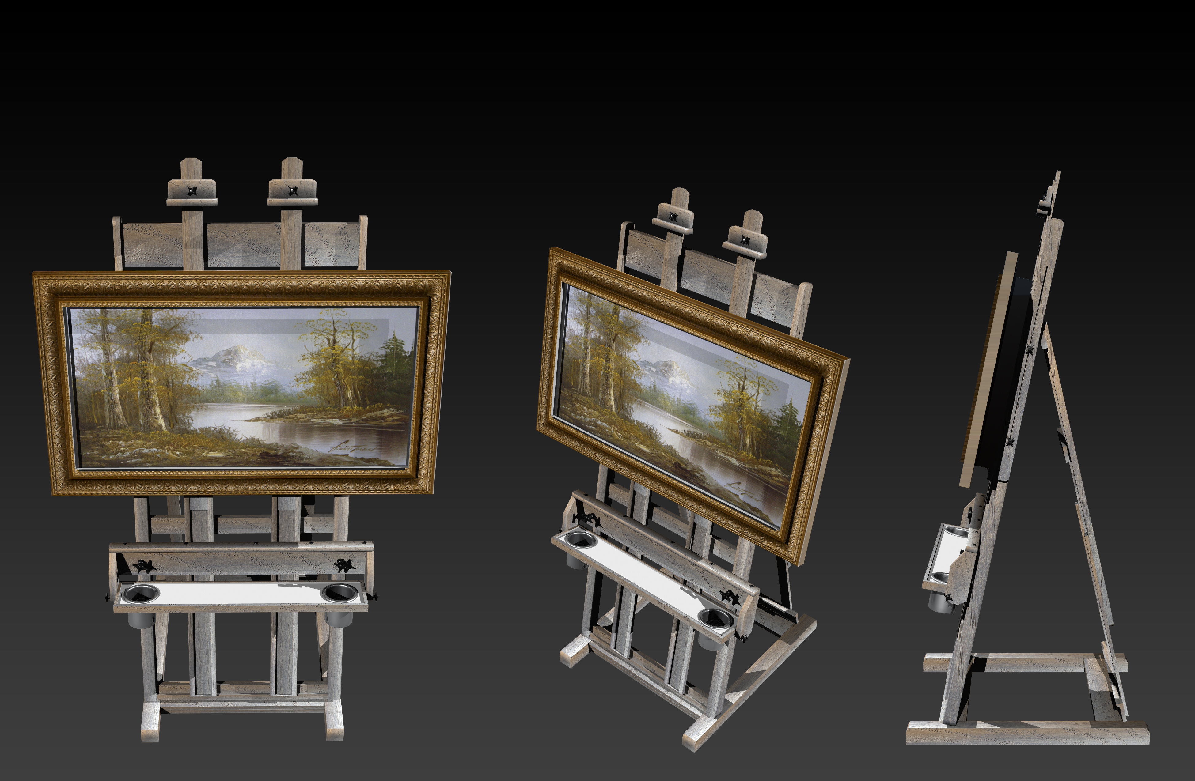 Easel Project